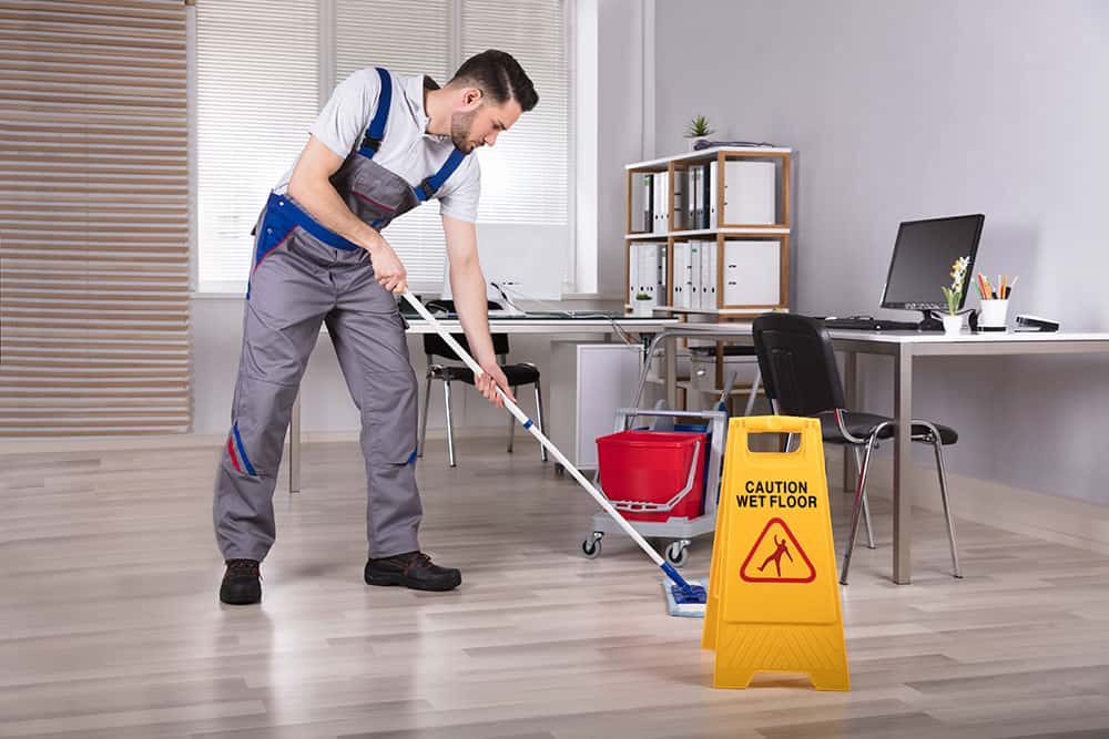 Interior House Cleaning Services