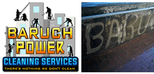Baruch Power Cleaning Services Logo